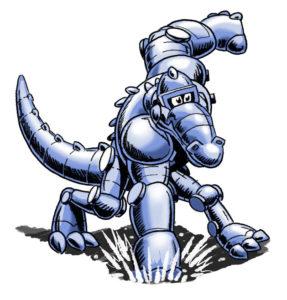 Metalligator (click to enlarge)