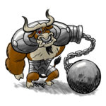Wrecking Bull (click to enlarge)